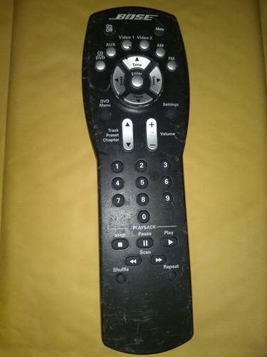 Control Remoto Bose 3-2-1serie 1