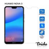 Cristal Templado Mica Contra Golpes Huawei Nova 3