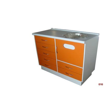 Mueble madera formica c tarja 1 mt nuevo colores - Muebles para clinicas dentales ...