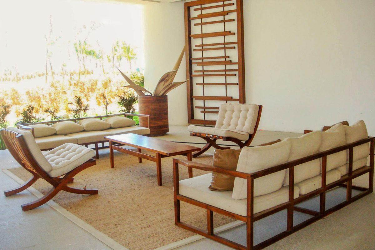 Muebles de dise o para hoteles departamentos residencial - Muebles diseno industrial ...