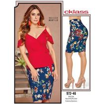 Falda Cklass Azul 972-46 Primavera Verano 2018 Nueva en venta en  Guadalajara Jalisco por sólo   230.00 - Ocompra.com Mexico 6b86269d1ac3