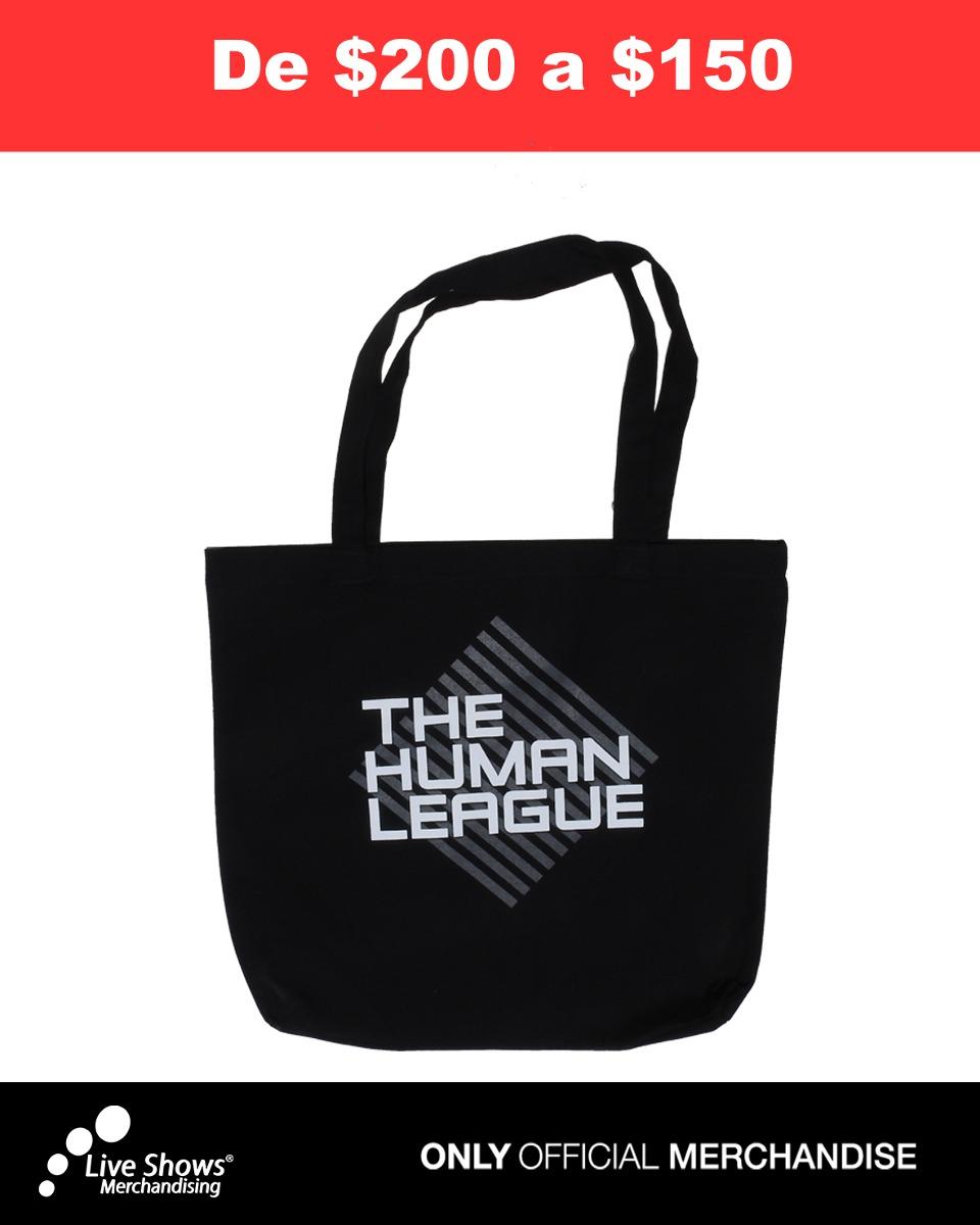 Bolsa Oficial THE HUMAN LEAGUE