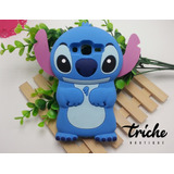 Funda Botarga Stitch Azul LG X Screen Triche