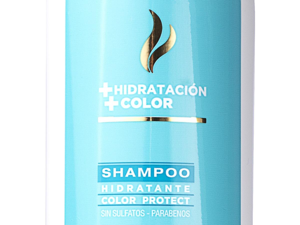SHAMPOO + Color + Hidratación  900ml