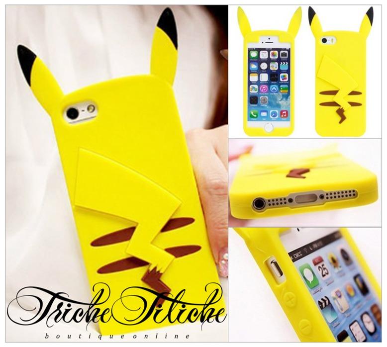 ad5824580f0 Funda Botarga Pikachu Galaxy Ace 4 LTE Triche | Triche
