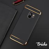Funda Case Ejecutiva Lujo Oficina Colores Discreta Galaxy S9