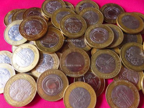 Moneda 20 Pesos A Elegir Circuladas  X Pieza 9 Diferentes