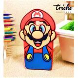Funda Botarga Diseño Mario Bros Galaxy A7 2016 A710