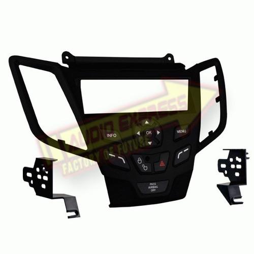 Base Frente Adaptador Para Estereo Ford Fiesta Metra 995825b