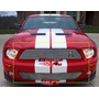 Aps 2007-2009 Ford Mustang Shelby Gt500 Billet Grille Combo