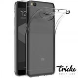 Funda Case Tpu Transparente Suave Flexible Xiaomi Redmi 4x
