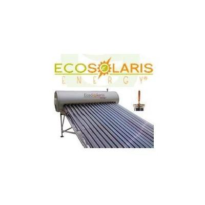 Calentador solar 220 litros para hidroneumatico ecosolaris for Costo hidroneumatico