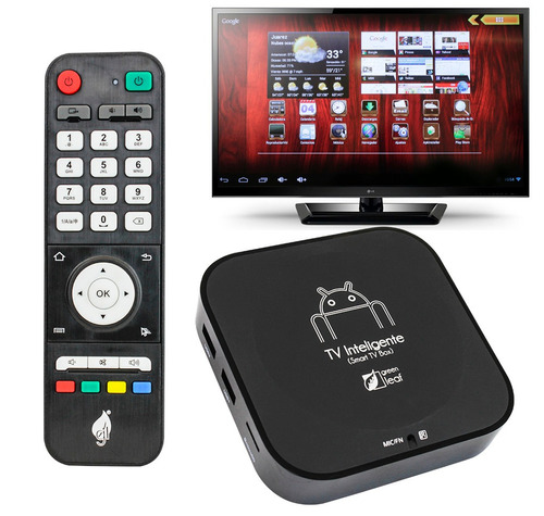 Android Smart Tv Box Dual Core 4gb 1gb Ram Wifi Pantalla Hd