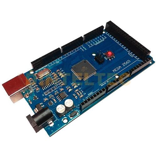 Arduino Mega R3 Con Cable Usb Mejor Uno Mega2560 Hc-05 W5100