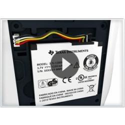 Batería Recargable P/calculadora Ti Nspire Texas Instrum Hm4