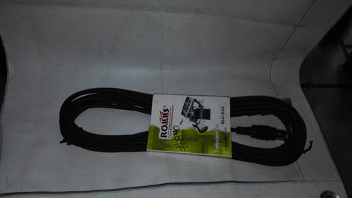 Cable Midi Macho 5p X Lado 6 M