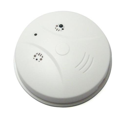 Camara Espia Hd Oculta En Detector De Humo Sensor Movimiento