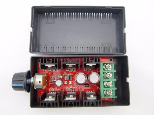Control Motor-hho Pwm 30a 9v- 28v 40a 10v-50v 2000w Max