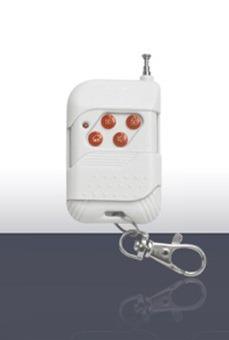 Control Remoto Inalámbrico Para Alarmas Blanco Botón Pánico