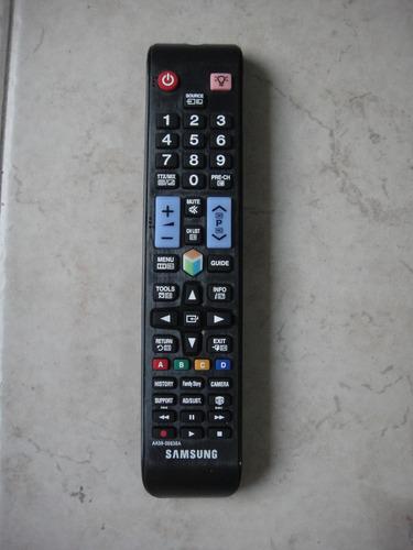 Control Remoto Samsung Smart Hub Led Tv Pantalla Aa59-00638a