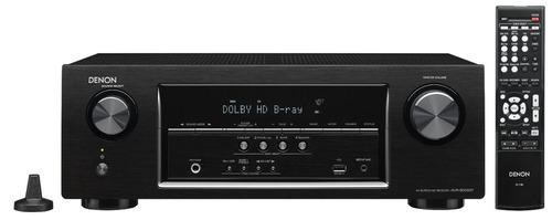 Denon Avr-s500bt 5.2 Channel Av Receiver Bluetooth Y 4k