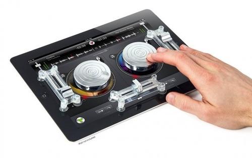 Dj Mixer Ion Scratch 2 Go Mezcladora Para Ipad O Tablet