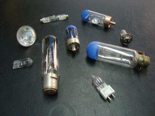 Focos Y Lámparas Para Proyectores Antiguos.