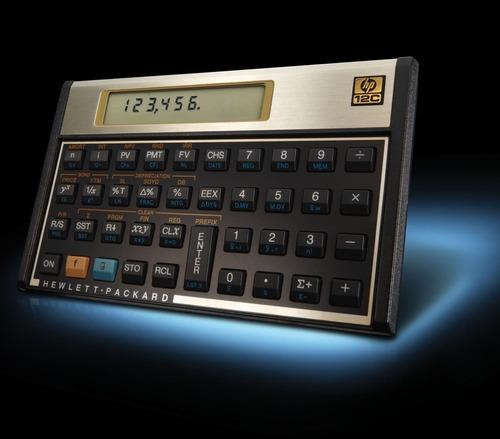 Hp Calculadora Financiera Hp 12c