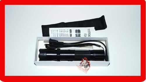 Lampara Stun Gun Paralizador Para Defensa Personal Taser