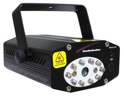 Laser Proyector Holografico Audiobahn Alaser10