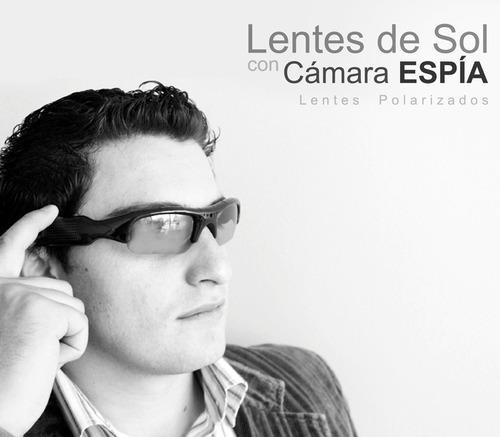Lentes Espia Camara Video 5 Mp Sony ,digital Dvr Mini Dv Op4