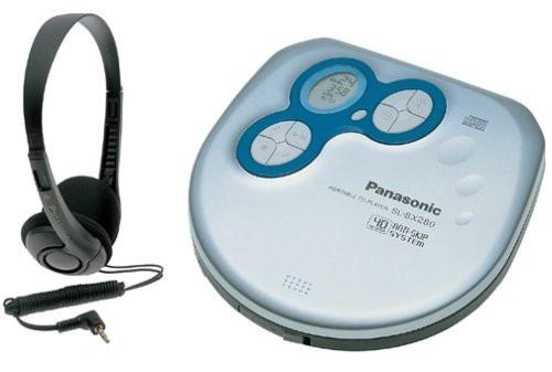 Liquidacion Discman Sony Panasonic Cd Rw Mod Varios Nuevos