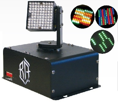 Luz Disco Led Cabeza Movil Dmx Automatico Digital Wash 7006