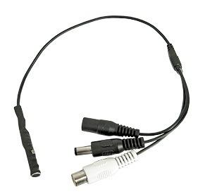 Micrófono Con Cancelación De Ruido Para Aplicaciones De Cctv