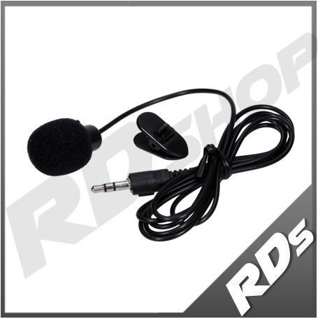 Microfono Lavalier Neewer Clip Solapa Pop Camara 3.5 Mm Pc