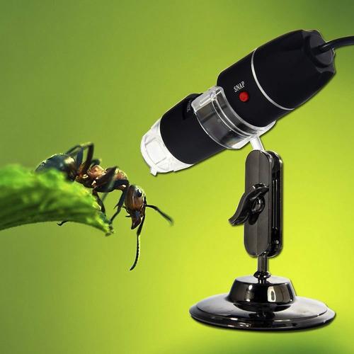 Microscopio Usb 800x , 2 Mega Pixeles
