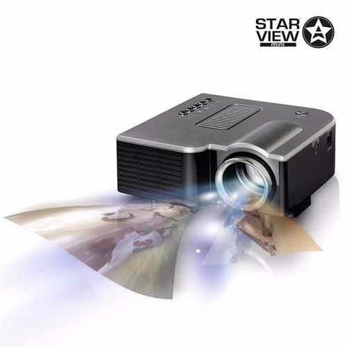 Mini Proyector Portatil Star View 100% Nuevo