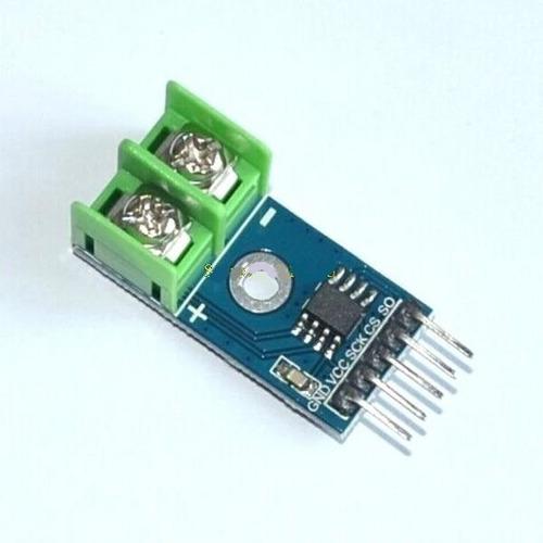 Módulo Acondicionamiento Termocupla Tipo K Max6675, Arduino