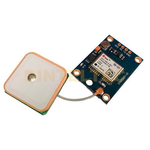 Modulo Gps Ublox Neo-6m C/antena Esp8266 Nodemcu Sg90 Hc-05