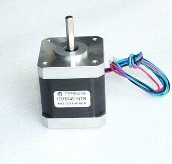 Motor A Pasos Nema 17 1.8° Para Cnc, Arduino,pic,robótica