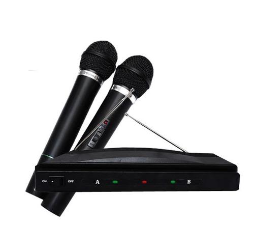 Par De Microfonos Inalambricos Profesionales 2013 +50 Metros