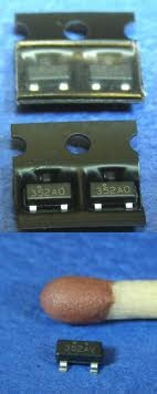 Q72 Nds352ap P-channel Mosfet 30v 900ma Tunner Dreambox