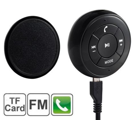 Receptor Bluetooth Con Manos Libres Autos + Lector + Sint Fm