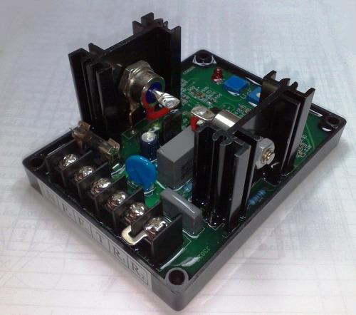 Regulador De Voltaje Para Planta De Luz Reforzado