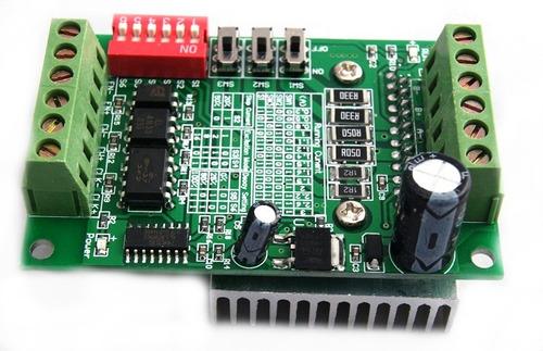 Tarjeta Controladora De Motores A Pasos Toshiba Tb6560ahq