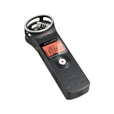 Zoom H1 Handy Stereo Recorder Tarjeta Microsd Incluida 2gb